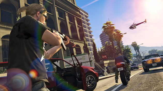 Playdate: We're livestreaming 'Grand Theft Auto V' on Xbox One!
