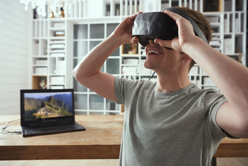 Mixed Reality Headset von Asus jetzt erhältlich