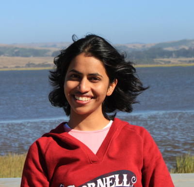 Arundhati, Product Manager for AOL Mail
