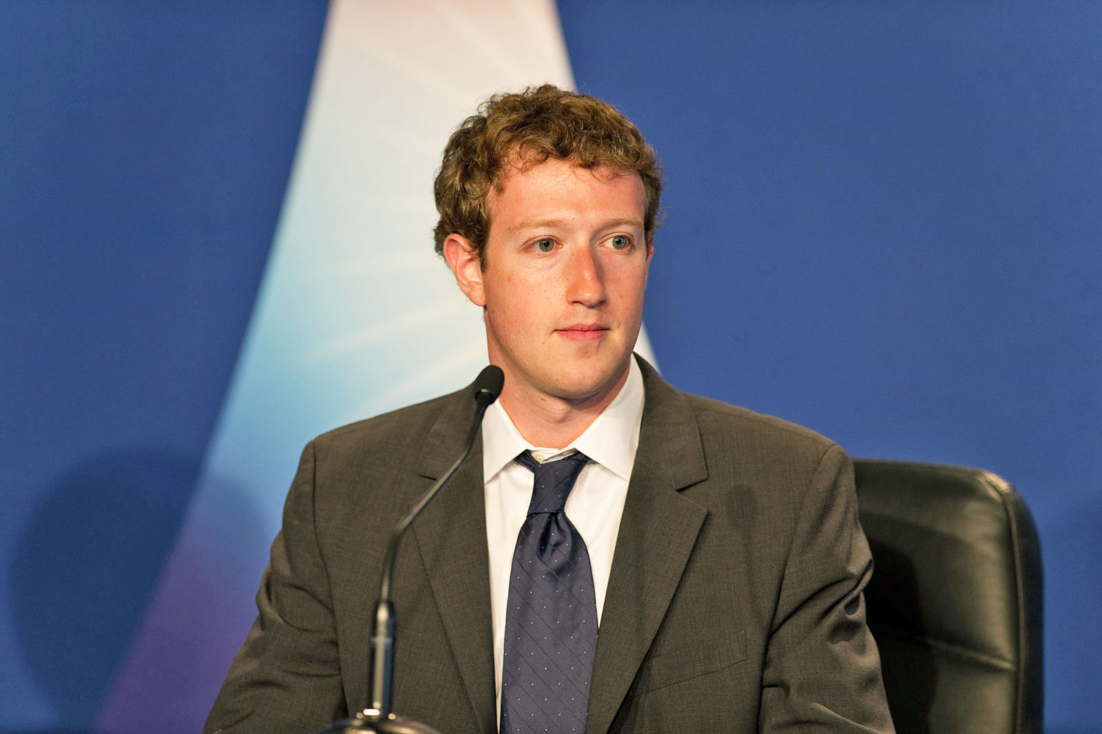 Mark Zuckerberg broke his silence, but he didnt have much to say