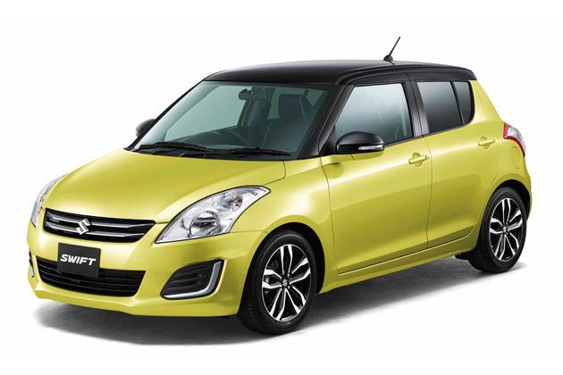 スズキの小型車「スイフト」に、2トーンも選べる特別仕様車「STYLE」が登場!