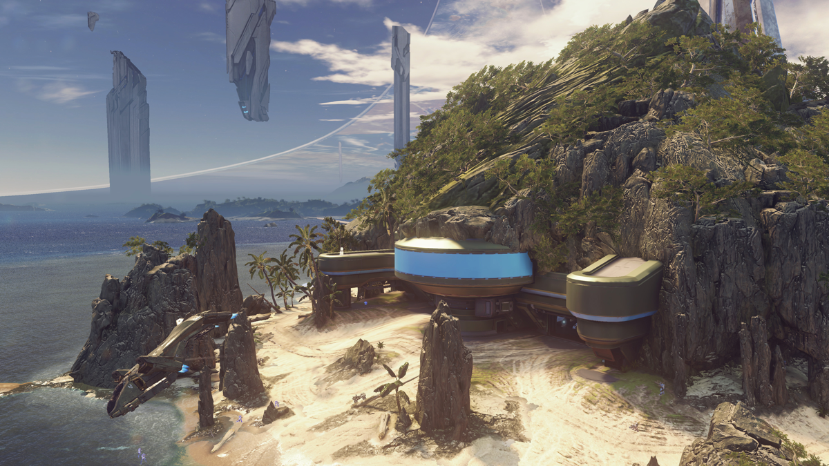 The 'Halo 5' Warzone REQ system gives you a leg up in multiplayer mayhem
