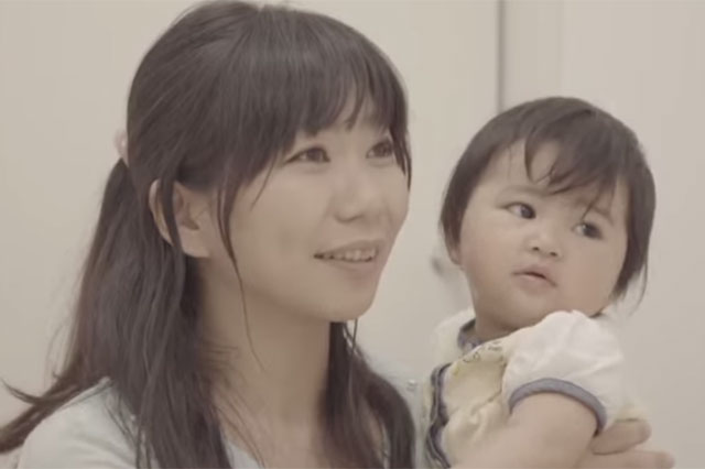 japanese pampers nappies mums advert