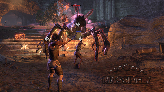 Elder Scrolls Online - Spindleclutch swarm mother