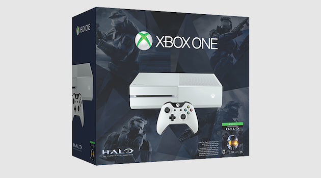 White 'Halo' Xbox One bundle coming to the US
