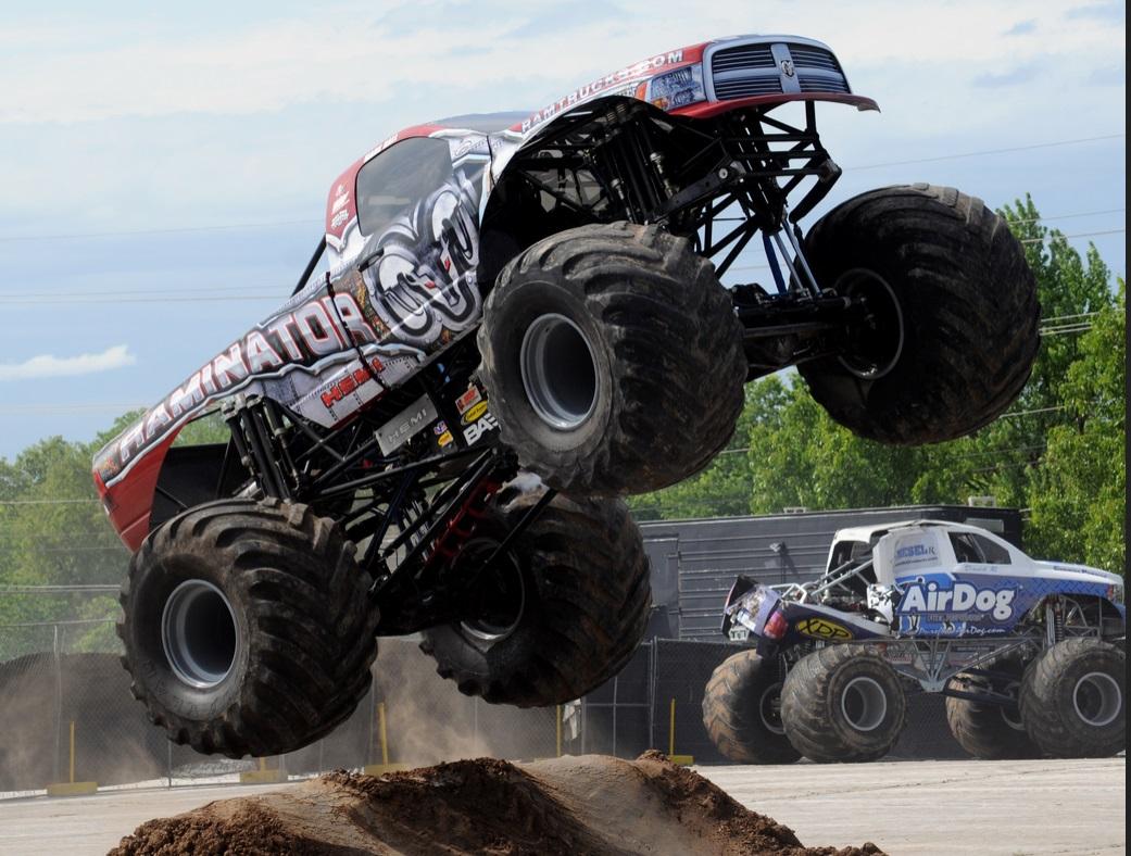 Raminator: Schnellster Monster-Truck der Welt