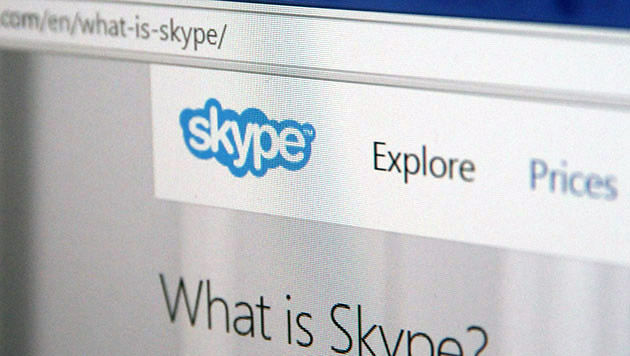 Skype on the web