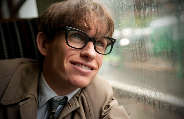 Director James Marsh talks time and truth in 'The Theory of Everything'