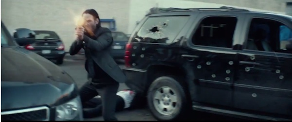 キアヌ・リーブスは映画『ジョン・ウィック』で敵をメチャクチャ殺しまくるッ!【動画】