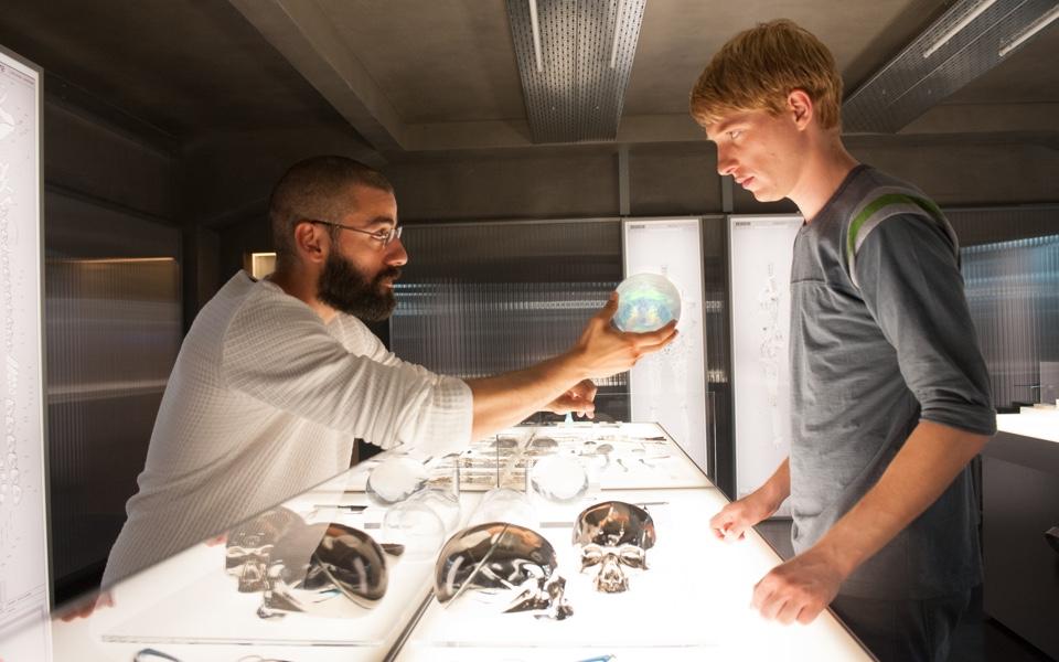 'Ex Machina's' Oscar win is a triumph for low-budget VFX