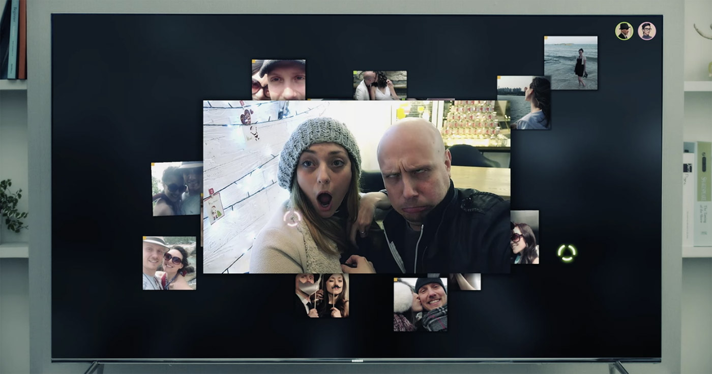 Samsung MediaSquare makes watching TV a social experience