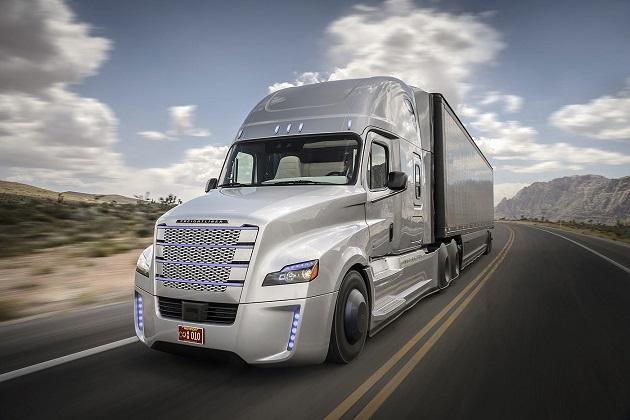 【レポート】ダイムラー、自律走行セミトラックのテスト走行をまもなくドイツの公道で実施