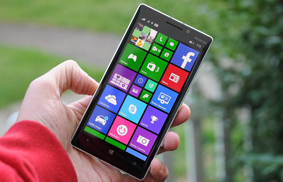 Verizon Nokia Lumia 930 Nokia Lumia 930 Review Like