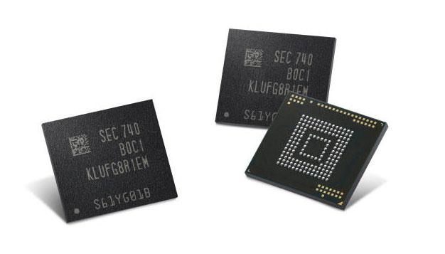 Con las nuevas memorias de Samsung tendrás más capacidad en el teléfono que en el PC