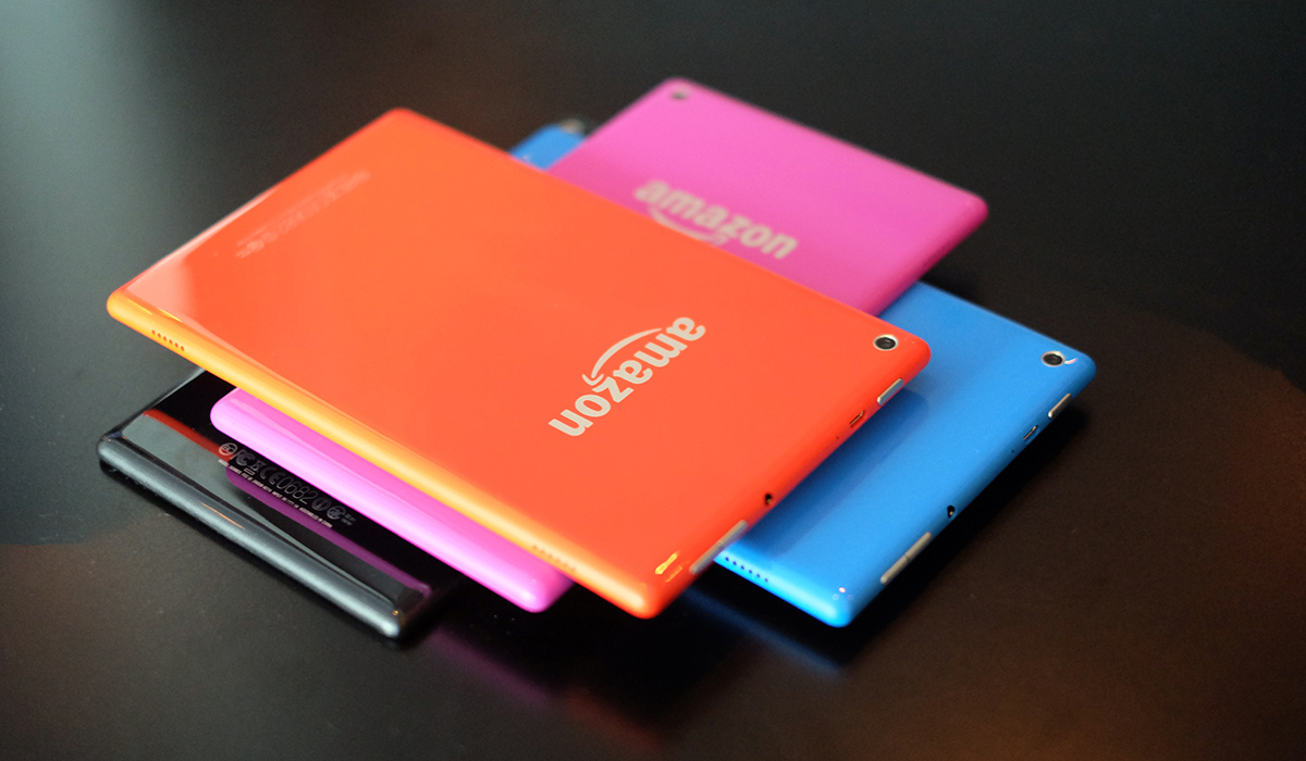 Amazon's thinner Fire HD tablets always have something to watch