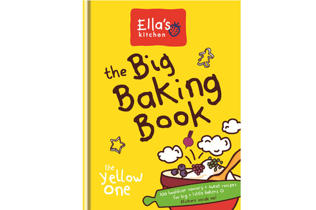 lla's Kitchen The Big Baking Book