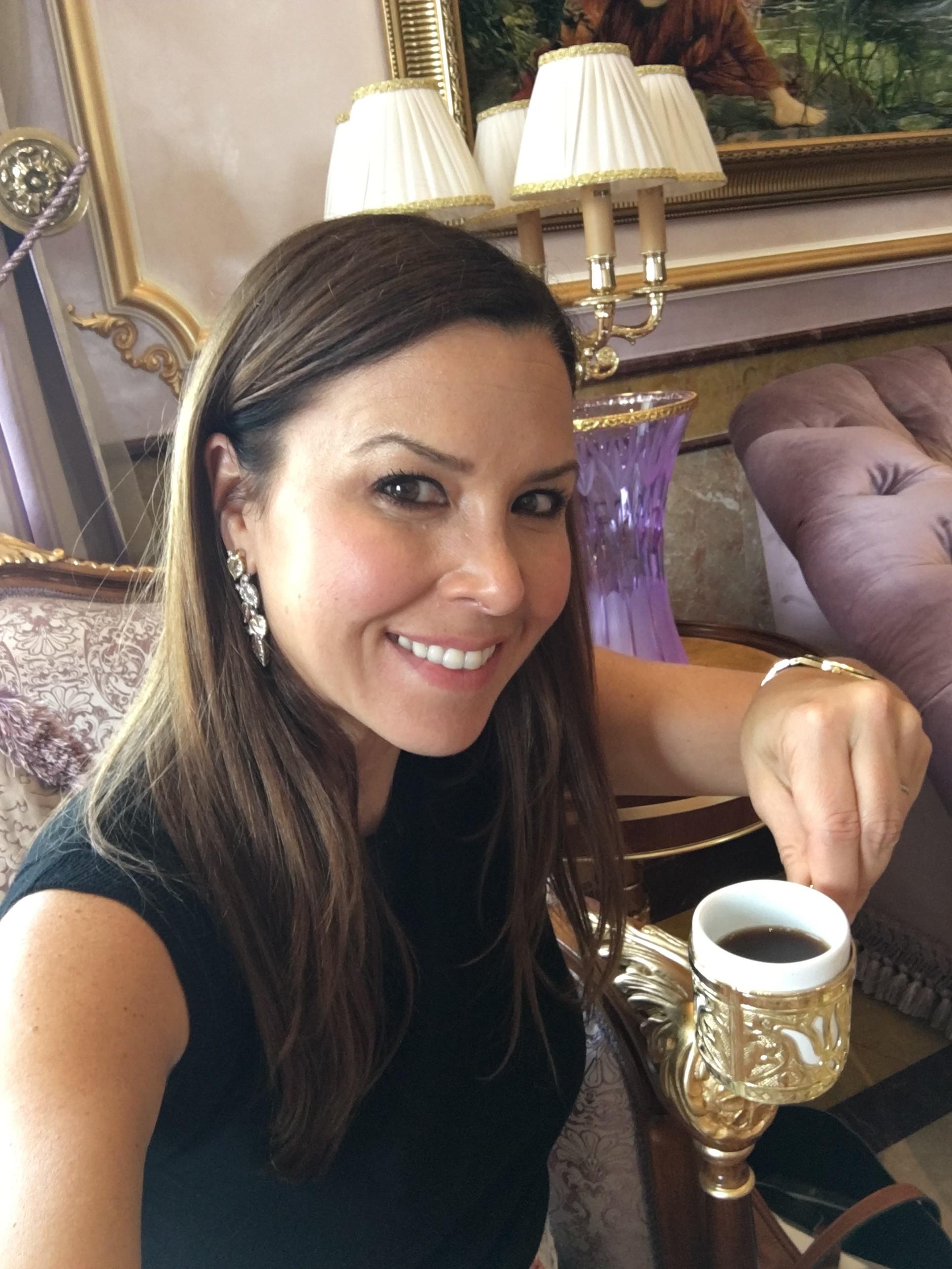 Monique Lhuillier travel diary: Loving the hospitality in Doha