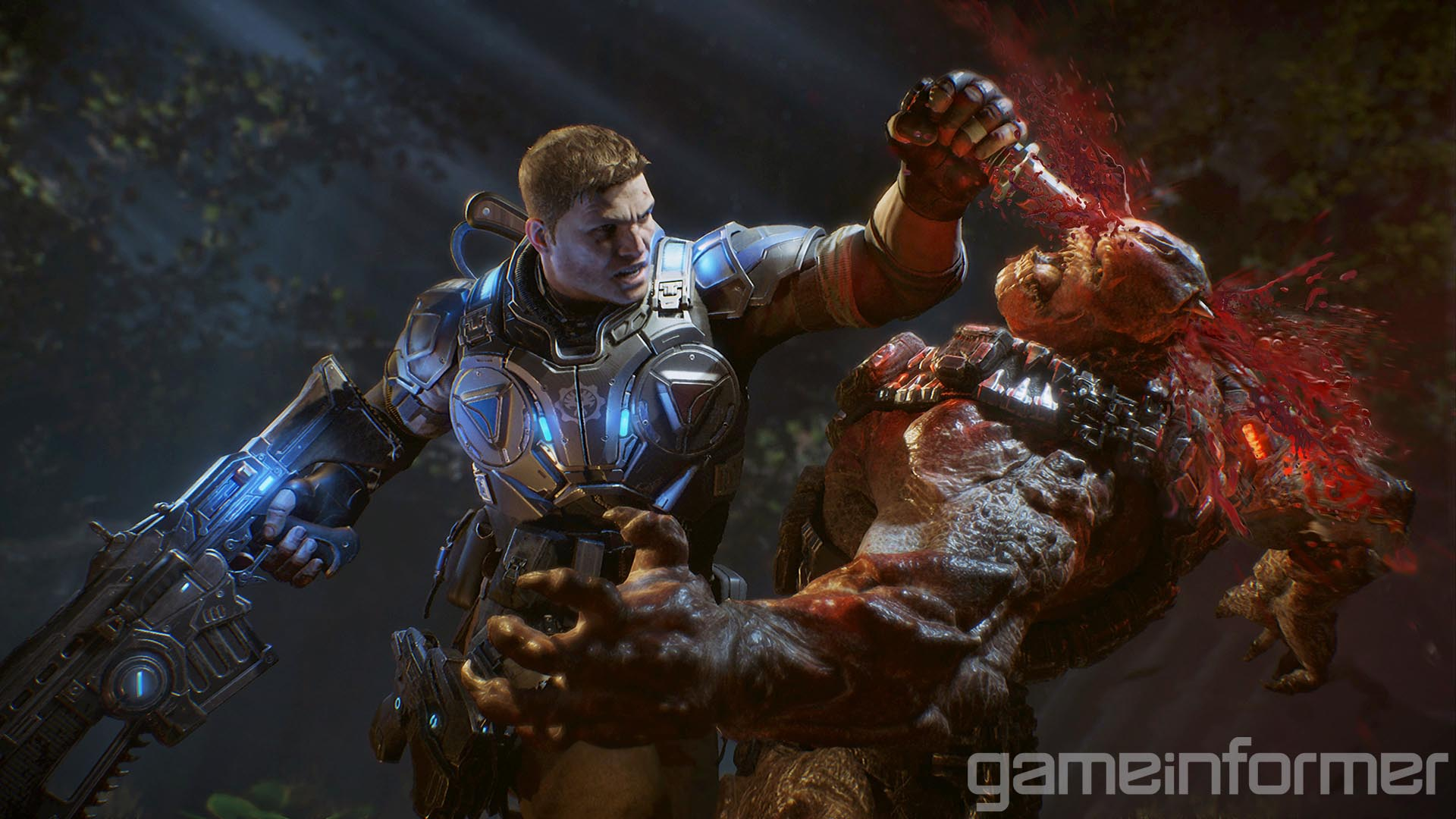Gears of War 4 gets an October release date