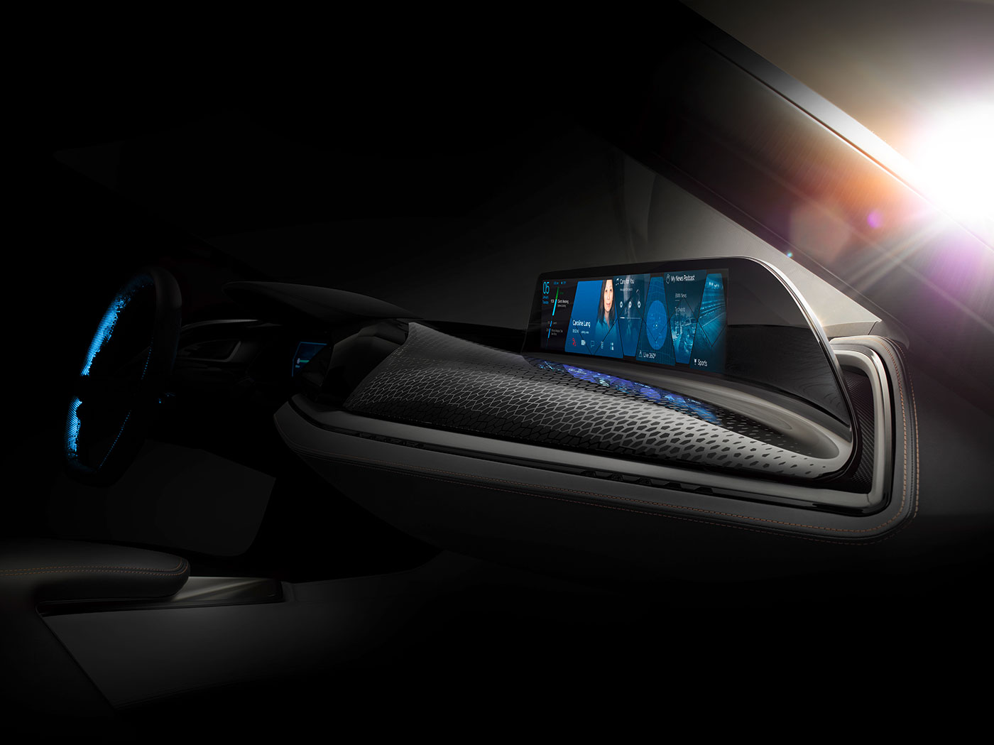 BMW to show how gestures will control the cars of the future Bmw