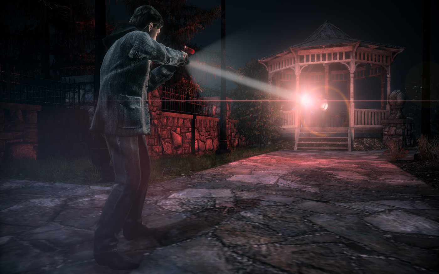 'Alan Wake' teased once more in 'Quantum Break' easter egg