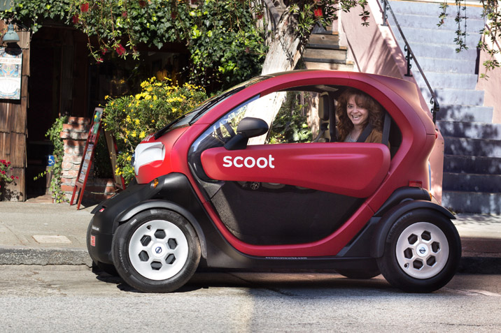 Scoot Quad