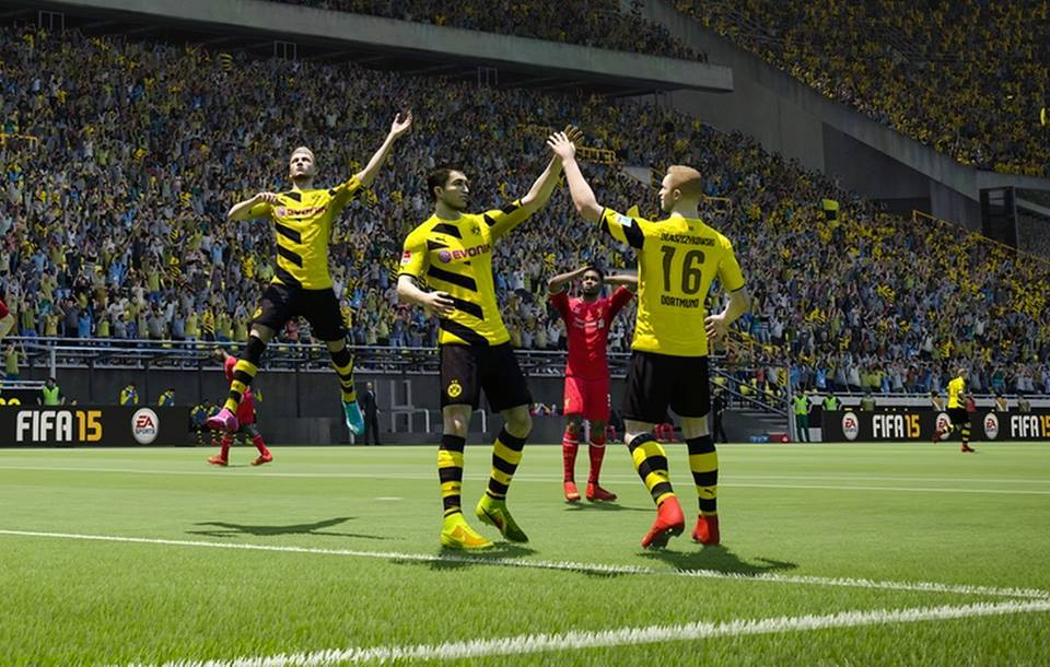 Top 10 Clubs in Fifa 15