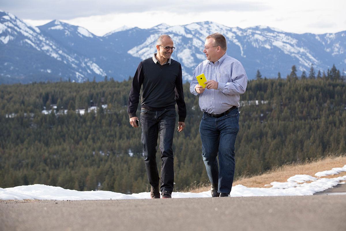 Microsoft y Nokia se dan oficialmente el 'sí, quiero'