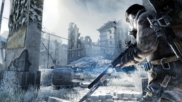 Joystiq Streams: Back underground with Metro Redux's survival horror [UPDATE: Relive the stream!]