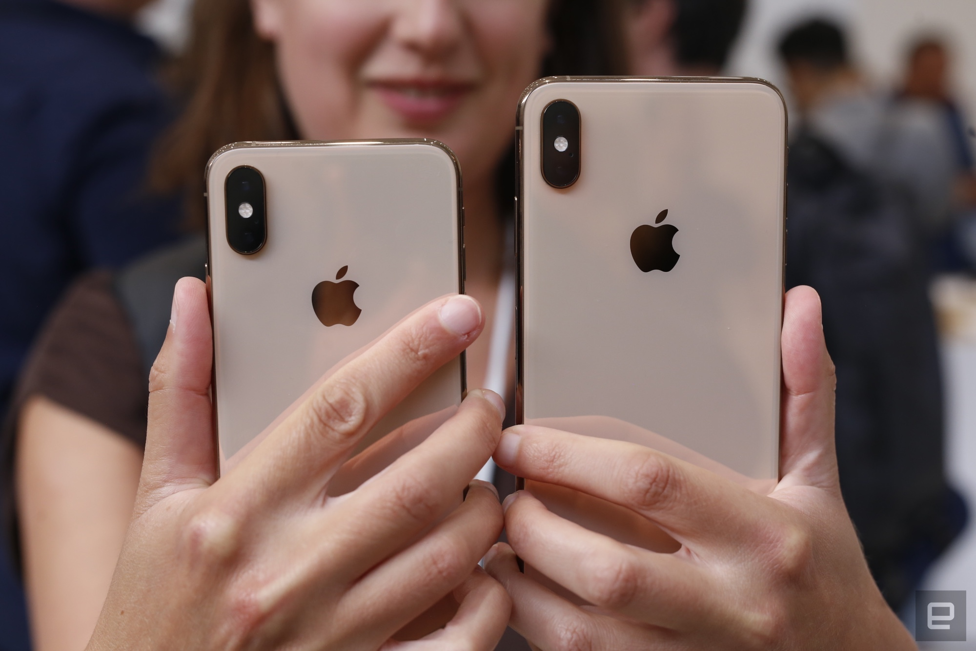 Apple raised the price of its best phone by $330, and no one cares