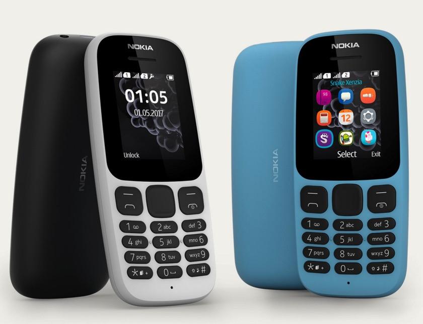 Es gibt ein neues Nokia 105