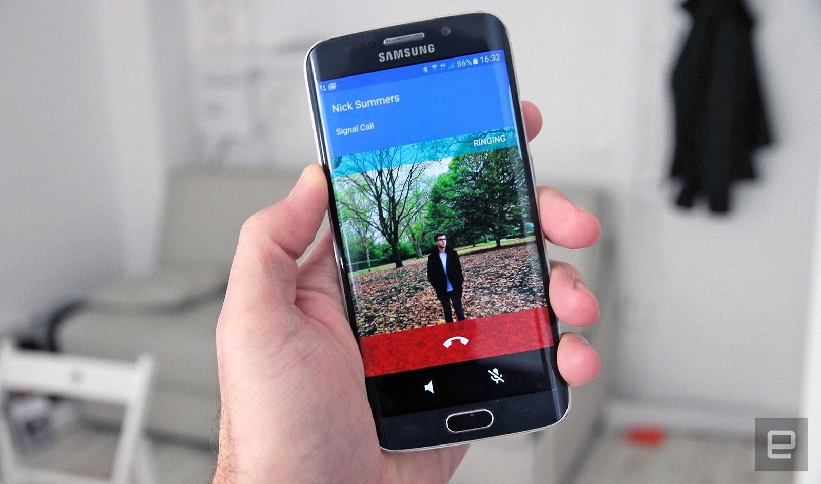Signal, una de las apps de videollamadas más seguras del mundo, ya al alcance de todos