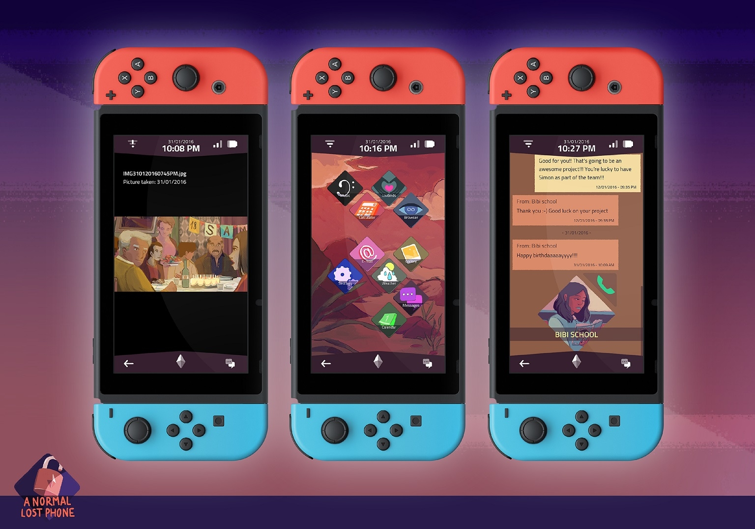 """""""A Normal Lost Phone"""" erscheint März für Nintendo Switch"""