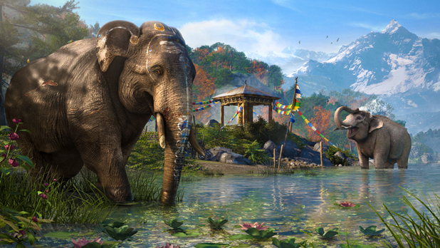 See the different versions of Far Cry 4, compared