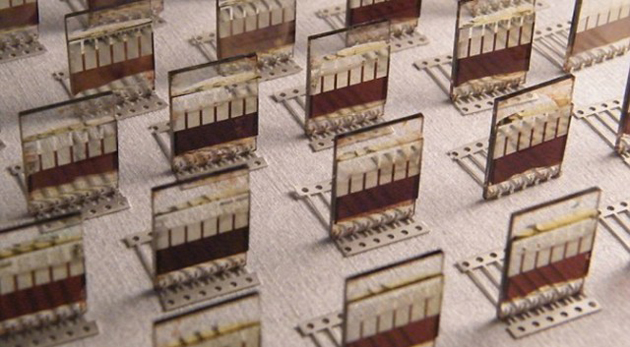 Una nueva pintura de células solares podría permitir la obtención de electricidad desde cualquier superficie