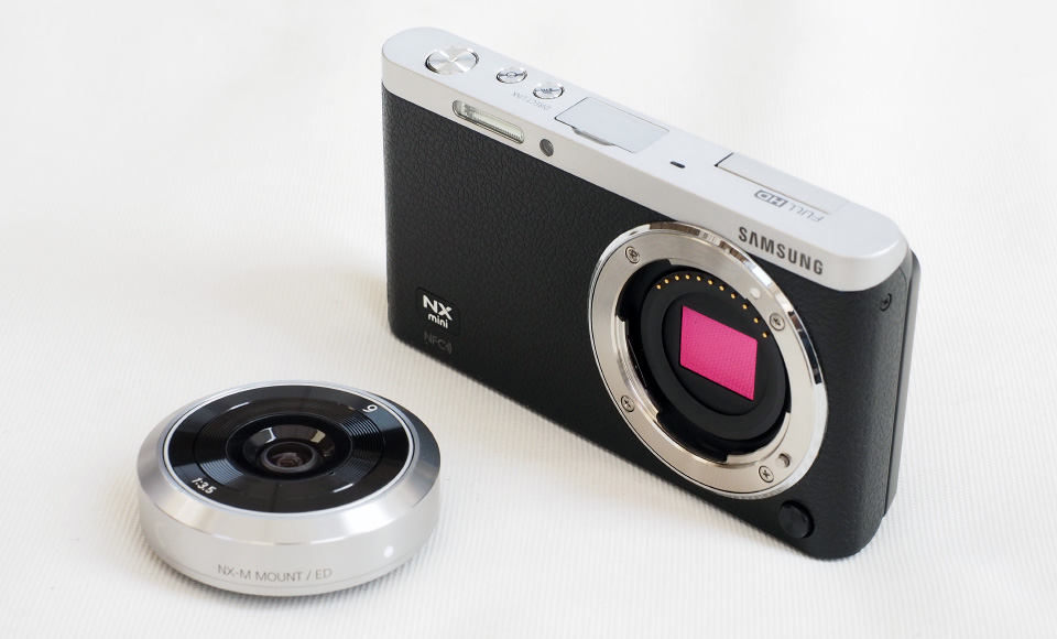Samsung NX mini review: a $450 mirrorless cam that fits in your pocket