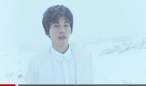 イケメン俳優・松坂桃李が極寒の吹雪の中「きみをまもりたい」と囁くCMに女子卒倒