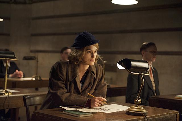 Keira Knightley as Joan Clarke