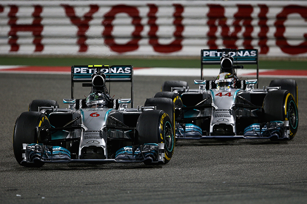 The 2014 Bahrain Grand Prix