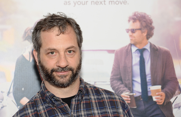 Netflix's latest series is a romantic comedy co-written by Judd Apatow