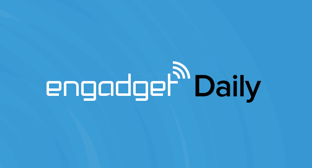 Engadget Daily: 'The Imitation Game,' Ricoh's new 360-degree camera, and more!