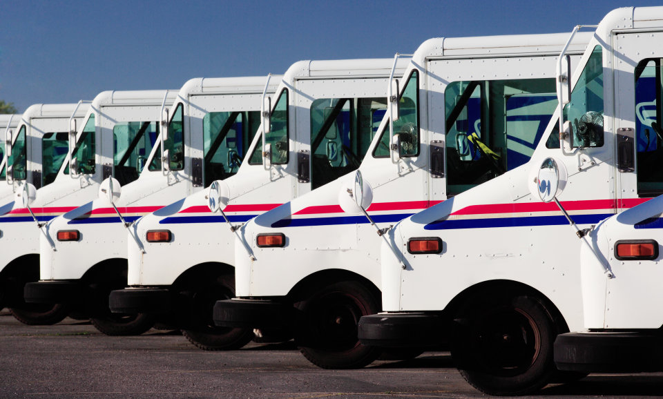 Hardware, not hackers, behind US Postal Service's computer woes