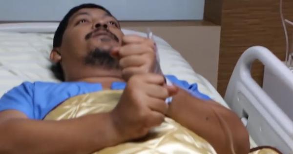 deadly toilet encounters, python bites man's penis
