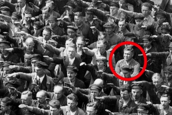 things that will make you feel less lonely, august landmesser