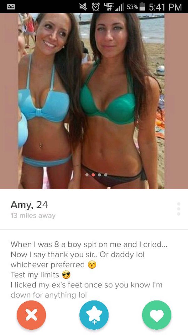 These Tinder Women Are Most Likely Going To Send Their Dads To Therapy