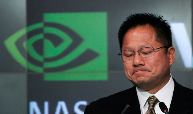 NVIDIA is getting rid of its cellular chip business