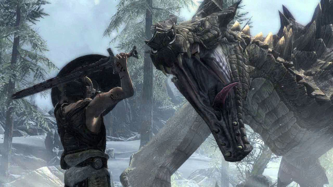 Could we see Skyrim on Xbox One and PlayStation 4?