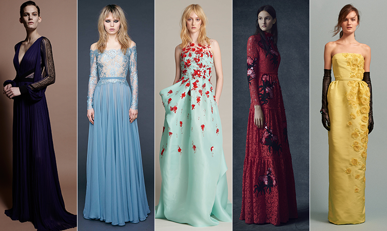 Prettiest dresses of Pre-Fall 2016 collections