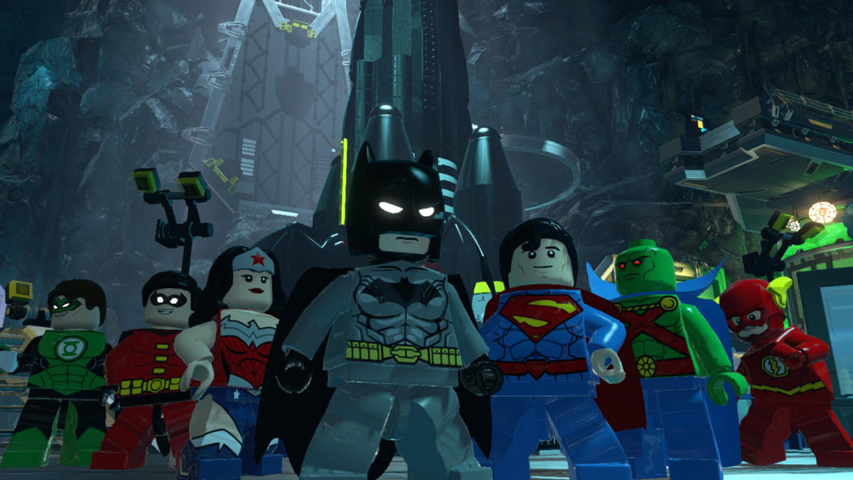 Go behind the scenes with this Lego Batman 3: Beyond Gotham trailer!