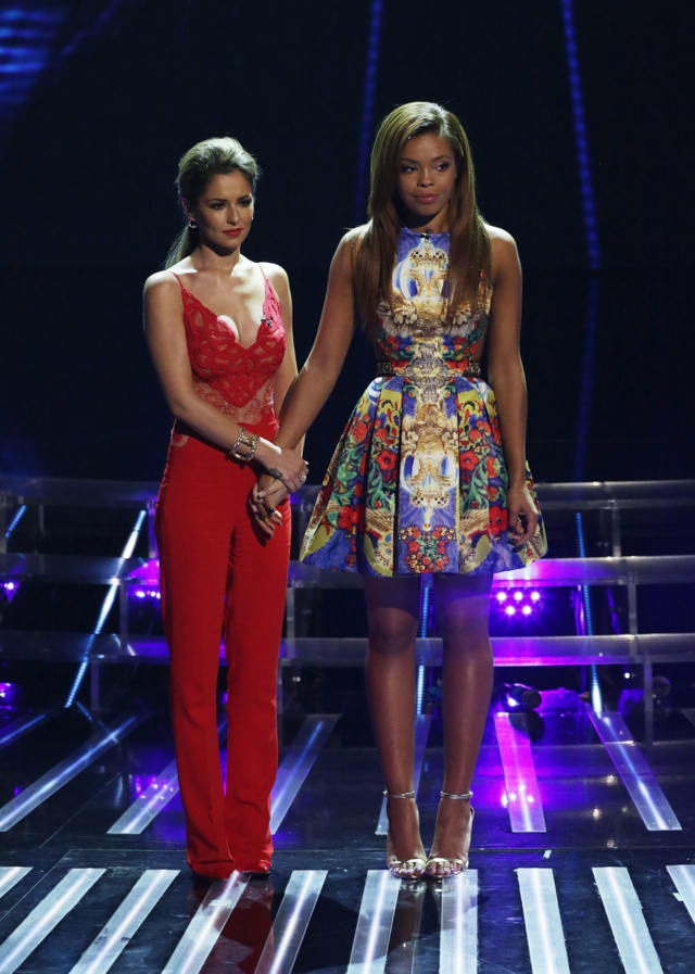 Cheryl and Mel's X Factor fashion weekend