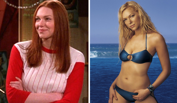 hot girls who played ugly, hot girl ugly tv characte, laura prepon 70s show